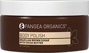Pangea Organics Brazilian Brown Sugar with Cocoa Butter Body Polish by Pangea Organics