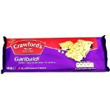 Crawford's Garibaldi Biscuits (3 Packs)