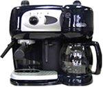 DeLonghi コンビ・コーヒーメーカー BCO261
