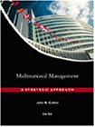 ISBN 9780324132854 product image for Multinational Management : A Strategic Approach | upcitemdb.com