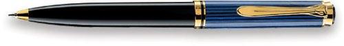 Pelikan Souveran 800 Black/Blue GT Ballpoint Pen - 997007 - Buy Pelikan Souveran 800 Black/Blue GT Ballpoint Pen - 997007 - Purchase Pelikan Souveran 800 Black/Blue GT Ballpoint Pen - 997007 (Pelikan, Office Products, Categories, Office & School Supplies, Education & Crafts)