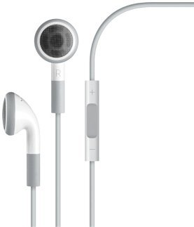 Oem Apple Headset For Iphone 4/4S/5 With Mic And Volume Control