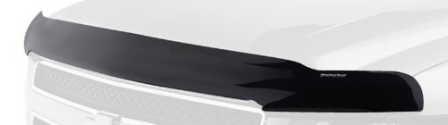 WeatherTech Custom Fit Stone & Bug Deflector for Toyota Tundra, Dark Smoke (Bug Deflector Toyota compare prices)