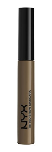 NYX Tinted Brow Mascara, Brown, 6.2g