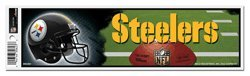 Pittsburgh Steelers Bumper Sticker