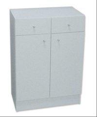 Meubles brenier meuble salle de bain 2 portes 2 tiroirs for Meuble bas de salle de bain 2 portes grimsby