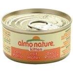 Almo Nature chaton patée - Thon - 6 boites de 70 g