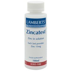 Zincatest by Lamberts