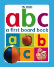 ABC (My World Board Books) (Danish, French and Greek Edition)