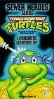 Teenage Mutant Ninja Turtles: Leonardo Lightens Up [VHS] - 1