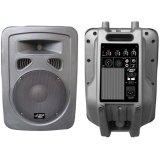 Pyle-Pro PPHP1098A 600 Watt 10\'\' 2-Way Plastic Molded Powered PA speaker System