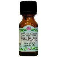 Aura Cacia Essential Oil, Empowering Peru Balsam, 0.5 fluid ounce