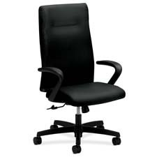 Buy Low Price Comfortable HON Company Products – Executive High-Back Chair, 27″x27″x46-3/4″, Black Leather – Sold as 1 EA – Executive high-back chair is designed to provide comfortable support to those who spend more than half the day at their desk or at their computer. As part of the HON Ignition Seating Series, this chair is perfect behind a desk or around a conference table. Functions include pneumatic seat-height adjustment, ratchet back-height adjustment, 360-degree swivel, tilt, tilt tension and tilt lock. Design f (B004E3KLVW)