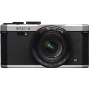 Pentax MX-1 silver 12 MP Digital Camera with 4x Optical Image Stabilized Zoom and 3-Inch LCD Screen