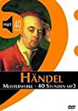 Georg Friedrich Hndel: Meisterwerke  40 Stunden MP3 (1. Auflage)