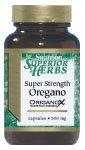 Super Strength Oregano 500 Mg 60 Caps