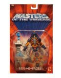 Masters of the Universe Man-E-Faces Figure - Variant Mattel MOTU Red Card