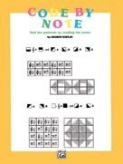 Code by Note, Book 1 Coloring BookCode by Note, Book 1 Coloring Book