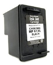 Houseoftoners Hp 61 Ink Black Ch561Wn - Remanufactured In Usa Hp61 Ink Cartridges For Deskjet 1050 2050 3050 (Alternative Replacement)