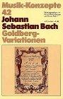 """Johann Sebastian Bach. """"Goldberg-Vari..."""