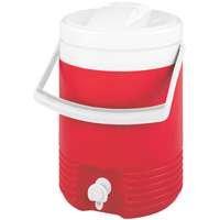 Igloo Legend Beverage Cooler (Red, 2-Gallon) front-938395