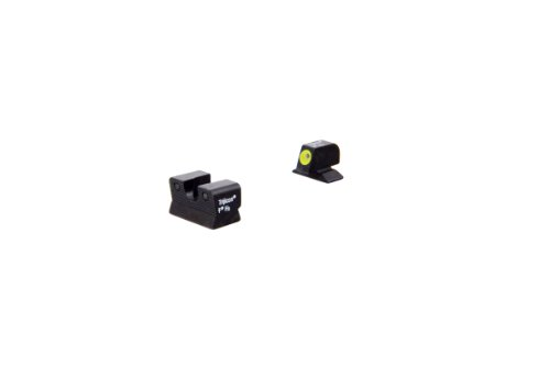 Trijicon Beretta 90 Two Hd Yellow Front Outline Night Sight Set