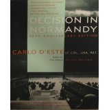 Decision in Normandy: 50th Anniversary Edition (0060924950) by D'Este, Carlo