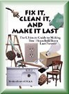 img - for Fix It, Clean It, And Make It Last book / textbook / text book