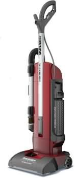 """Sanitaire Sc9180B Commercial Duralux 2 Motor Upright Vacuum Cleaner With Tools And 11.5 Amp Motor, 13"""" Cleaning Path"""