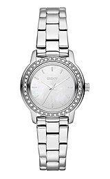 DKNY 3-Hand with Glitz Women's watch #NY8596