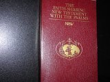 The Faith-Sharing New Testament with the Psalms: NRSV