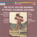 The Flute and The Bassoon in Venice Salzberg and Paris / Collegium Instrumentale Brugense