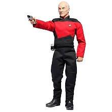 Star Trek The Next Generation 1/6 Scale Action Figure Captain Picard