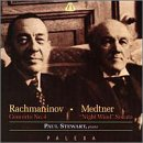 Buy Sergei Rachmaninov: Concerto No. 4; Nicolai Medtner: Night Wind Sonata From amazon