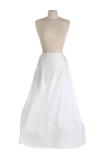 New A-line Bridal Drawstring Petticoat Crinoline Wedding Gown Slip
