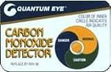 Quantum Eye II Passive Spot Carbon Monoxide Monitor for Planes