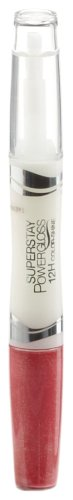 Superstay PowerGloss 12hr Lipgloss by Maybelline Glass Rose 160