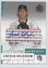 Lincoln Holdzkom FW #194 195 Florida Marlins (Baseball Card) 2004 SP Authentic Future... by SP+Authentic