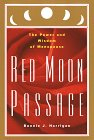 img - for Red Moon Passage: The Power and Wisdom of Menopause book / textbook / text book