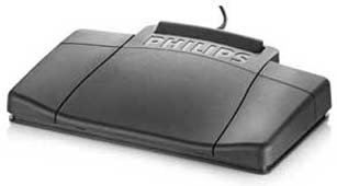 Fußschalter pour tiptel 570 SD - s'adapte tiptel 570 SD