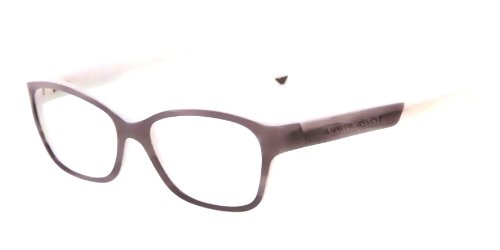 Emporio Armani Ea3004F Eyeglasses-5048 Striped Gray/Light Gray-52Mm