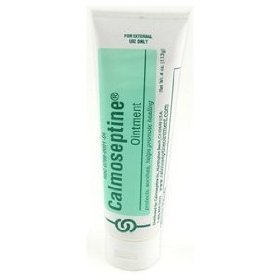 Calmoseptine Ointment Tube 4 Oz 3 Pack