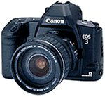 Canon EOS-3 ボディ
