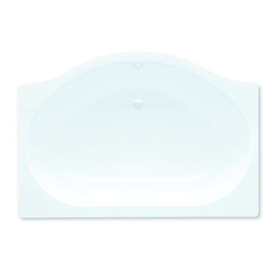 Kaldewei 150-1 Duo Pool Rectangular Bathtub, 59x39-3/8x19-7/8 Inch, White