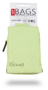 Golla Pouch with Neck-strap and Belt Loop in Lime Green Fits Your iPhone, 3G, 3GS, 4 iPod, Most Point And Shoot Canon, Nikon, Casio, Olympus, and Sony Compact Cameras and Most Hand Held Devices