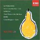 Szymanowski - Musique orchestrale 212YDJC4QSL._SL500_AA130_