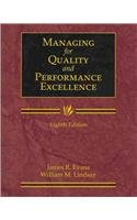 Managing for Quality and Performance Excellence (Book Only)