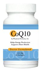 12 Bottles Coenzyme Q10 Coq10 100Mg, 60 Softgels, Cellular Energy Production - Formulated By Dr. Ray Sahelian