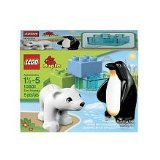 LEGO Duplo LEGOVille Zoo Friends 10501