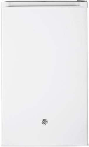 Ge Gmr04Gaeww 4.4 Cu. Ft. White Undercounter Compact Refrigerator
